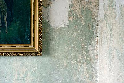 Ecke eines Bilderrahmens - p3050143 von Dirk Morla