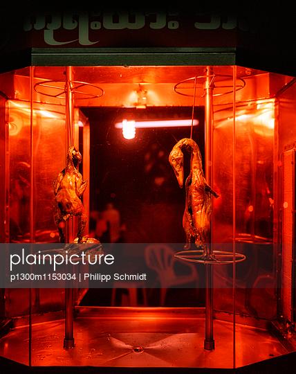 Imbiss in Mandalay - p1300m1153034 von Philipp Schmidt