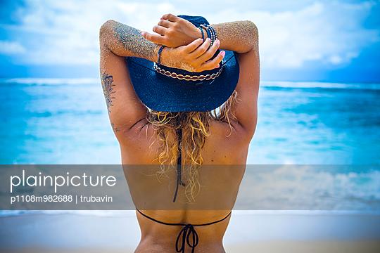 Urlaub auf Bali - p1108m982688 von trubavin