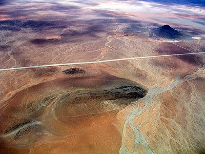 Namibia aus der Luft - p5672121 von Greg Conraux