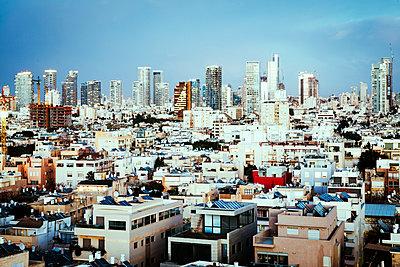 Tel Aviv - p416m1497995 von Jörg Dickmann Photography