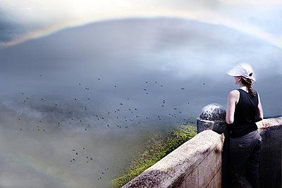 Beautiful View, schoene Aussicht - p9792090 von Jaeckel