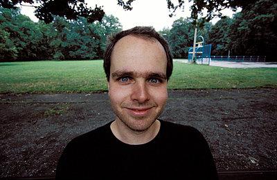 Nettes Lächeln - p2190051 von Carsten Büll