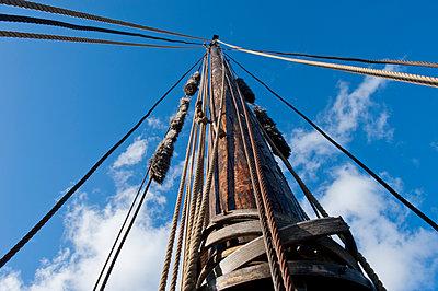 Tall Ship - p1003m903049 by Terje Rakke