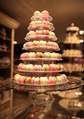 Verführerische Macarons - p045m1044761 von Jasmin Sander