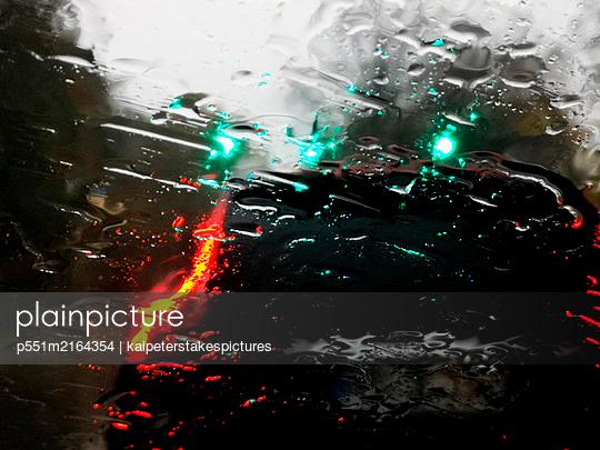Rainy Days - p551m2164354 by Kai Peters