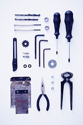 Tools - p1149m2021440 by Yvonne Röder