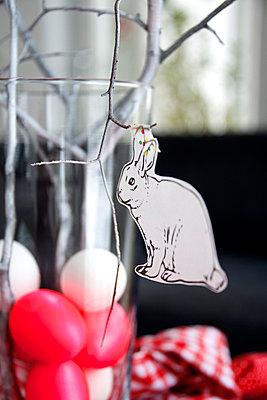 Easter Decoration, Munich, Bavaria, Europe - p1026m762365 by Alexandra Dost