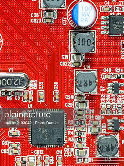 Electronic component - p401m2193042 by Frank Baquet