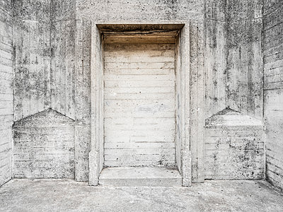 concrete structure - p1280m1466760 by Dave Wall