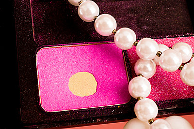 Pearl necklace - p4870119 by Bobo Olsson