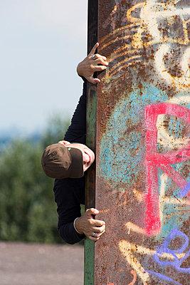 Verstecken - p497m754590 von Guntram Walter