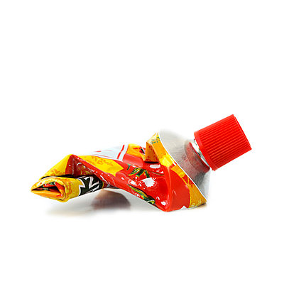 Tomato puree - p813m831855 by B.Jaubert