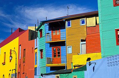 La Boca Quarter, Buenos Aires, Argentina. - p442m967743 by Chris Coe
