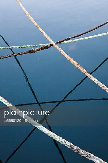 Schiffstaue - p6660120 von Sennaa