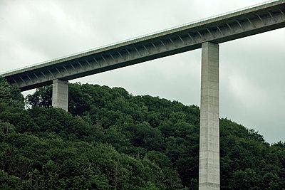 Motorway Bridge - p2687243 by Arne Landwehr