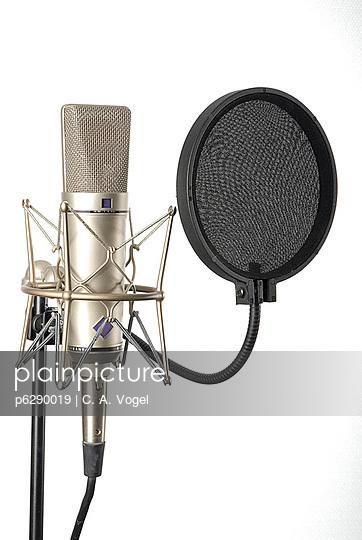 Mikrofon  - p6290019 von C. A. Vogel