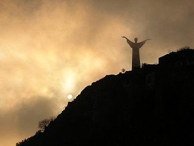 Cristo di Maratea - p9791097 von Holger Gruss