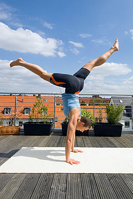 Yoga - p2873099 von Ralf Mohr