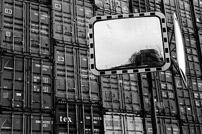 Containerstapel - p9790883 von Brinke