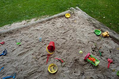 Sandkasten - p403m851168 von Helge Sauber