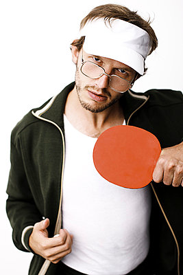 Table tennis - p4030697 by Helge Sauber