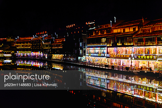 Hunan - p523m1148683 von Lisa Kimmell