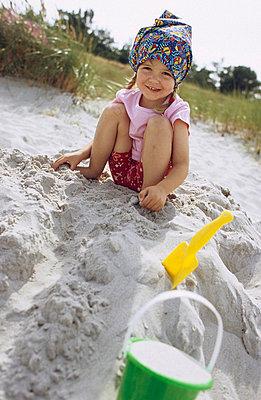 Am Strand - p3050098 von Dirk Morla