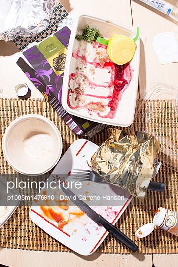 Plastikverpackungen - p1085m1476910 von David Carreno Hansen