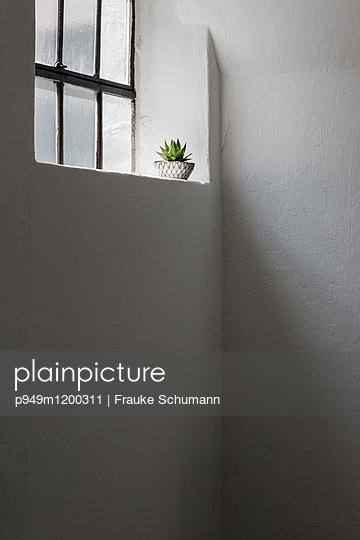 Wohnen im Loft - p949m1200311 von Frauke Schumann