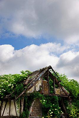 Verfallenes Haus - p248m912084 von BY