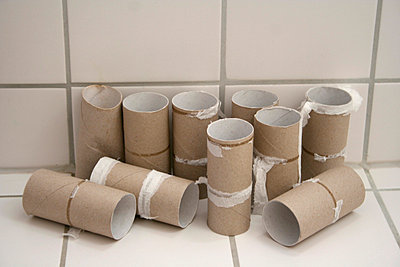 Toilet paper - p3040014 by R. Wolf