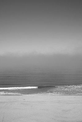 Pacific Ocean - p495m793579 by Jeanene Scott