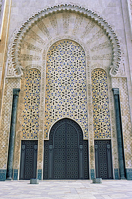 Hassan II mosque casablanca - p92410085f by Image Source