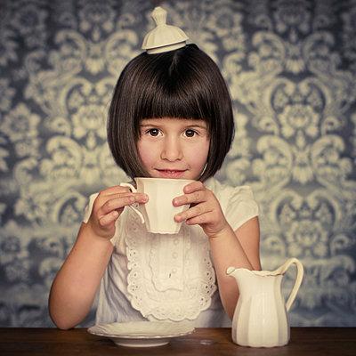 Keckes Mädchen - p1432m1496453 von Svetlana Bekyarova