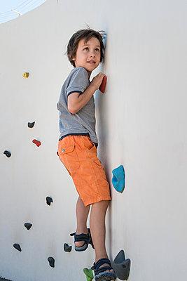 An der Kletterwand - p305m1171503 von Dirk Morla