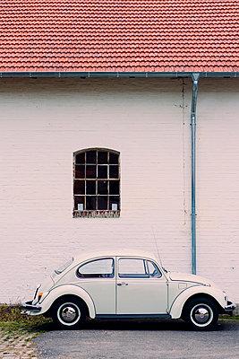 Alter VW Käfer - p946m859522 von Maren Becker