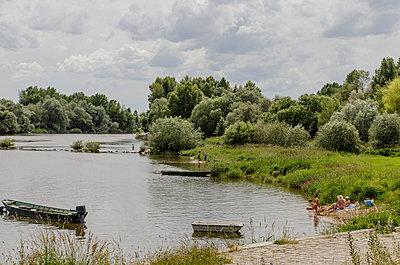 La Loire - p910m1200704 von Philippe Lesprit