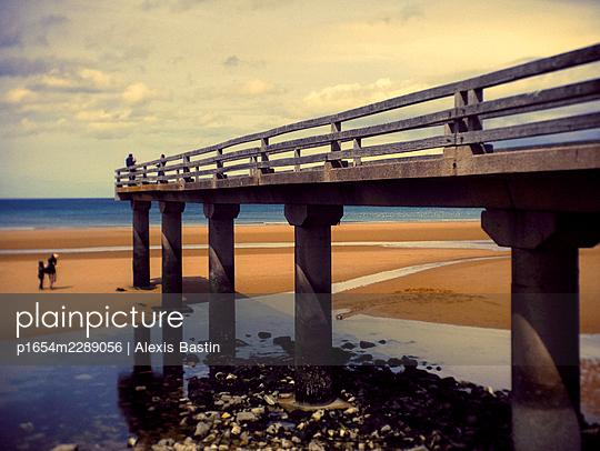 Vierville sur Mer, Omaha Beach - p1654m2289056 by Alexis Bastin