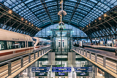 Mainstation - p401m2184705 by Frank Baquet