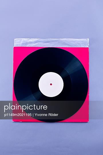 Schallplatte - p1149m2021195 von Yvonne Röder