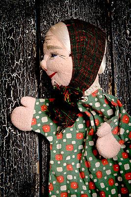 Handpuppe - p451m1218789 von Anja Weber-Decker