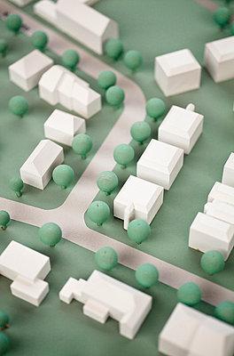 Stadtplan - p1043m853501 von Ralf Grossek