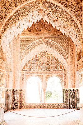 Architektur der Alhambra in Spanien - p1497m2071378 von Sascha Jacoby