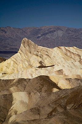 Blick von Zabrisky Point über den Golden Canyon - p1032m791569 von Fuercho