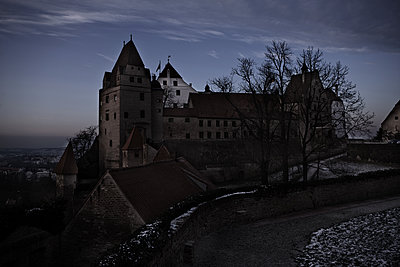 Burg Trausnitz - p1330m1474862 von Caterina Rancho