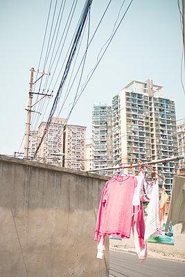 Alltag in Shanghai - p795m1161281 von Janklein