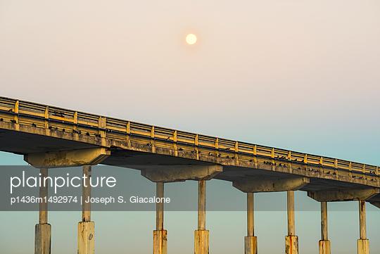 Ocean Beach Pier - p1436m1492974 by Joseph S. Giacalone