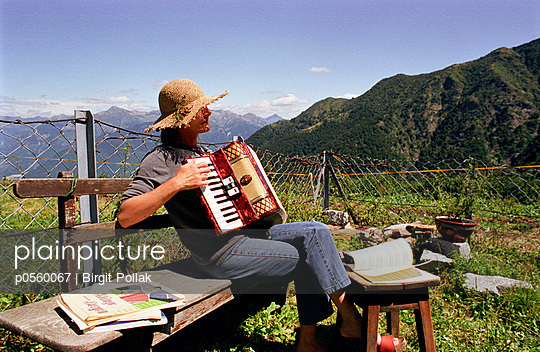 Music sheet - p0560067 by Birgit Pollak
