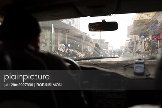 Iran Verkehr - p1129m2027936 von ROBINSIMON